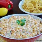 Shrimp and Corn Remoulade Dip