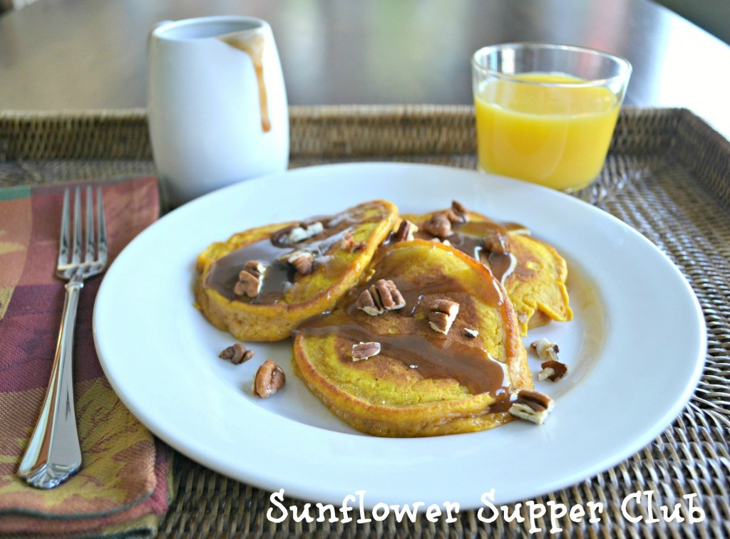 Pumpkin-Pancakes-with-Cinnamon-Syrup