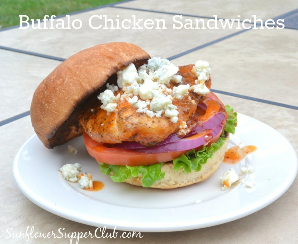Buffalo-Chicken-Sandwiches