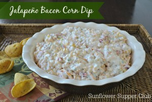 Jalapeño-Bacon-Corn-Dip